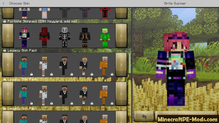 82aa66943f14 The Cheapest New Skins For Minecraft Pe And Pc
