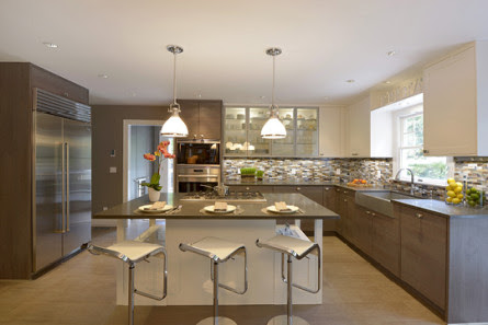 Cucina Modern Featured In East Coast Home Design Magazine Carol