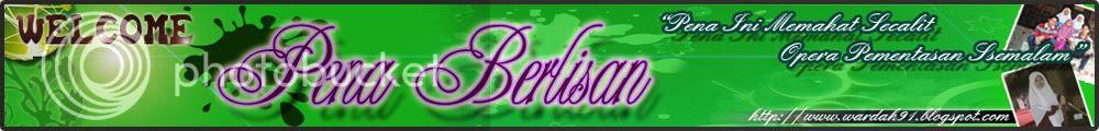 .:. Pena Berlisan .:.