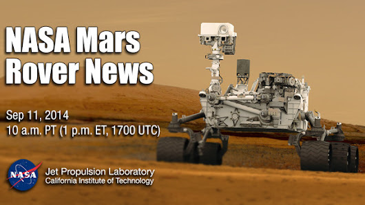 NASA JPL: Mars Rover News