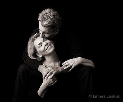 Linnea Lenkus Fine Art Portrait Studios — I took this couples portrait of these two...