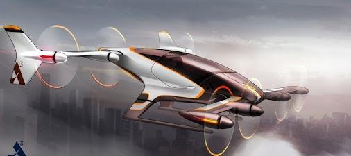 Airbus hará volar los primeros taxis aéreos autónomos para ciudades este 2017