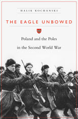 Cover: The Eagle Unbowed in HARDCOVER