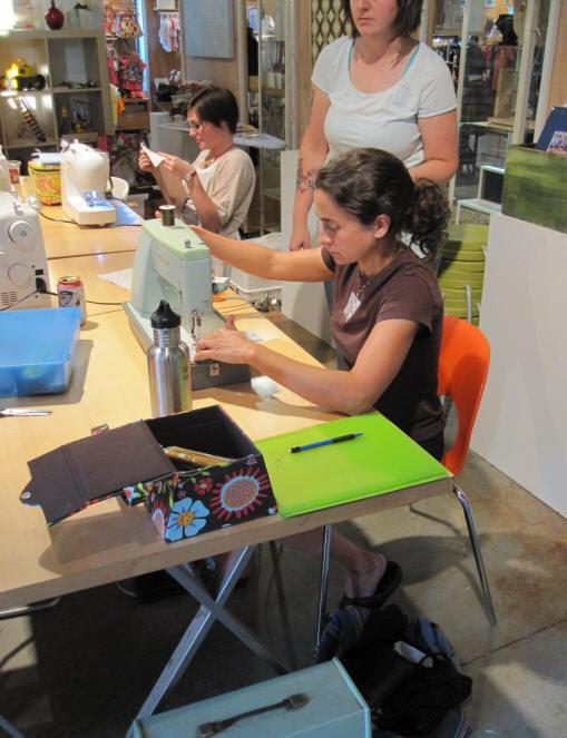 Sewing Classes Atlanta : sewing, classes, atlanta, Beginning, Sewing, Classes, Atlanta
