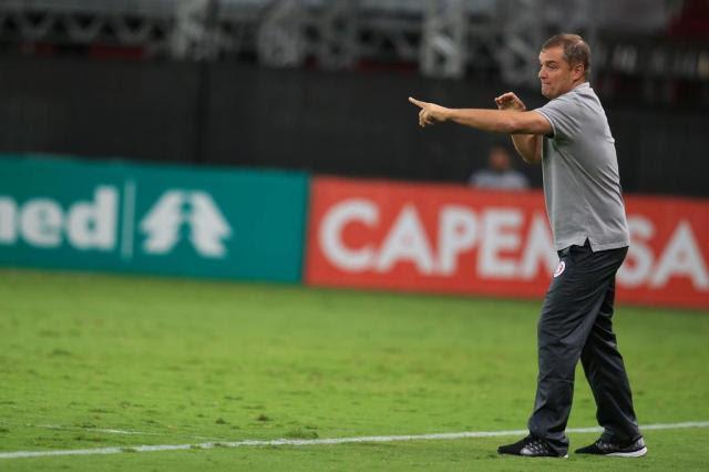 Kenny Braga: em defesa de Diego Aguirre Fernando Gomes/Agencia RBS