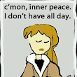 PRACTICING DAILY PEACE
