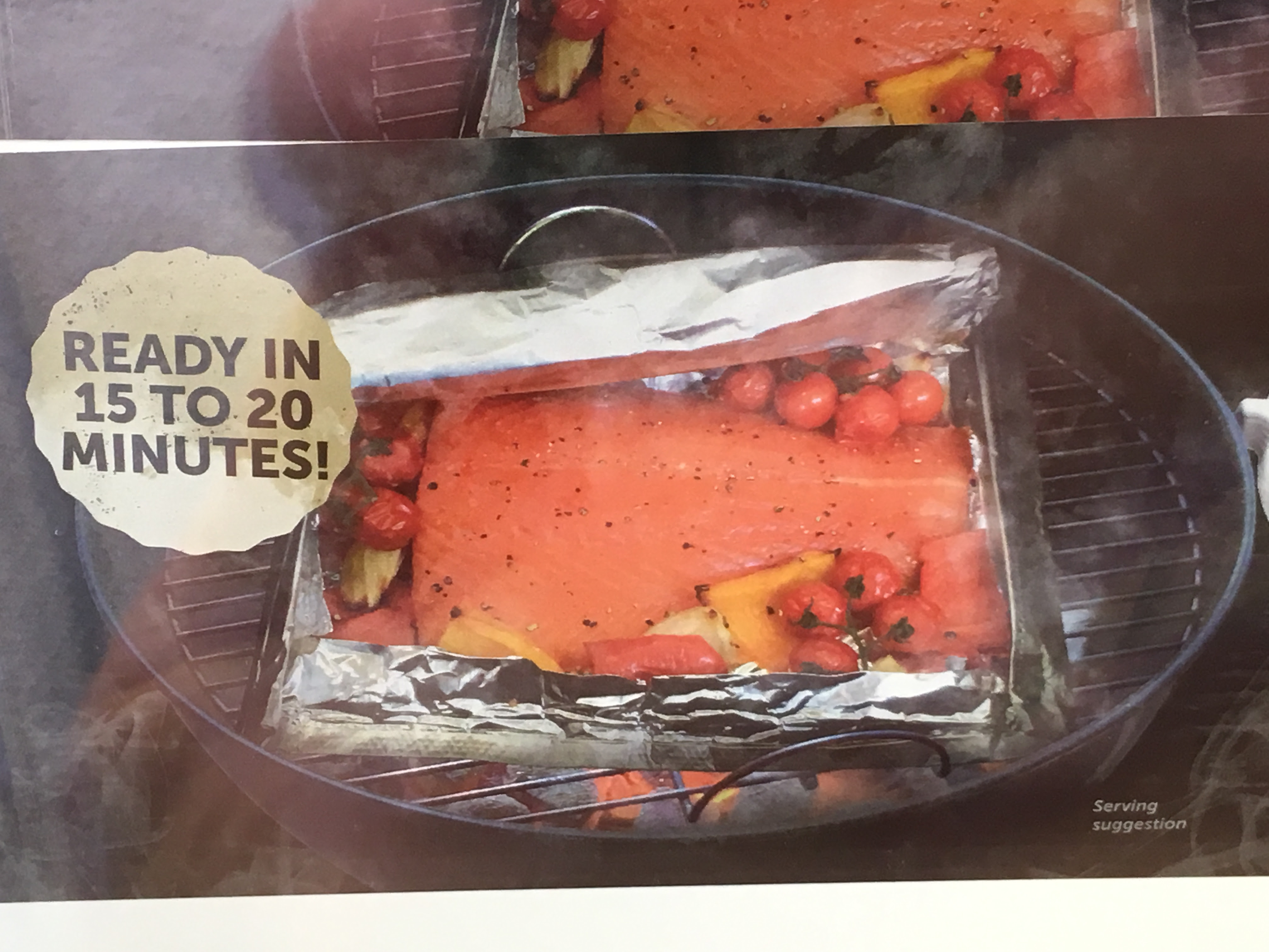 Costco says you can Smoke Your Own Salmon