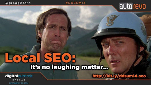 Local SEO: It's No Laughing Matter
