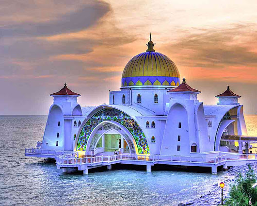 Beautiful Temples and Mosques in Malaysia