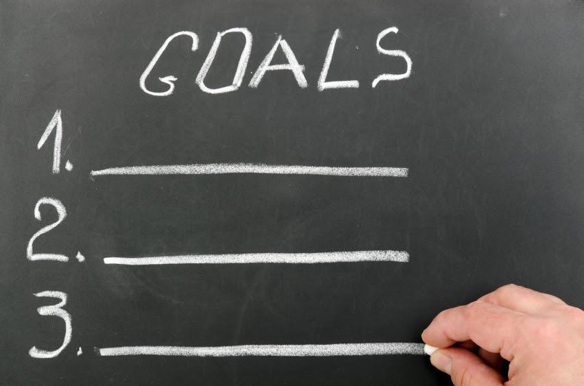 Catat goals anda