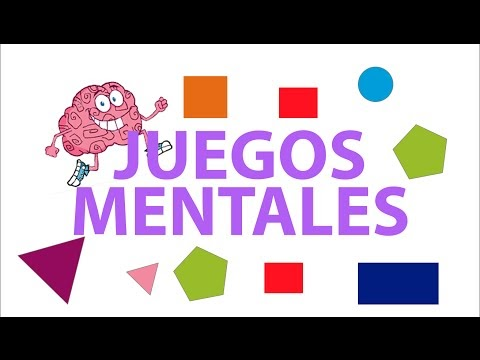 Pensamiento LÓgico MatemÁtico Juegos Mentales Para NiÑos