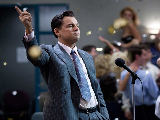 We Saw 'Wolf Of Wall Street' With A Bunch Of Wall Street Dudes And It Was Disturbing