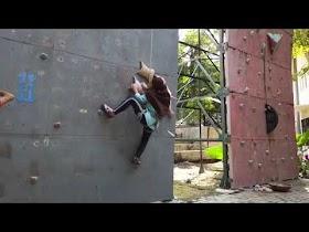 Video Series Aktifitas Olahraga Panjat Tebing