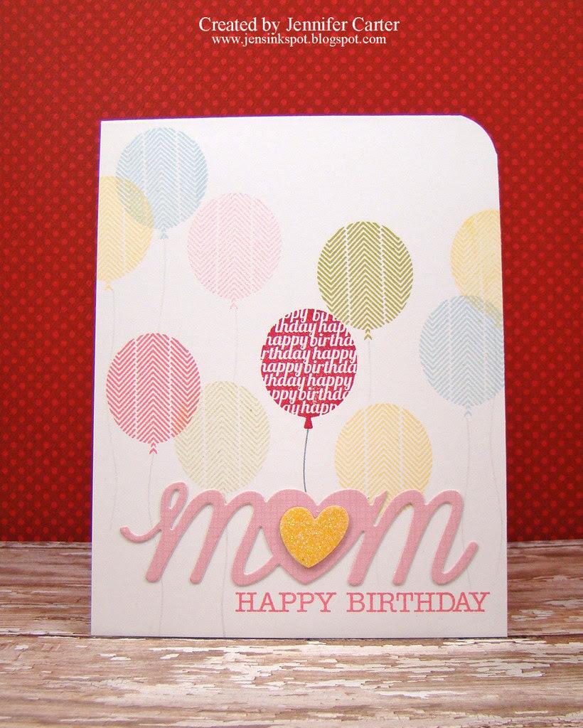 Mom Happy bday 2