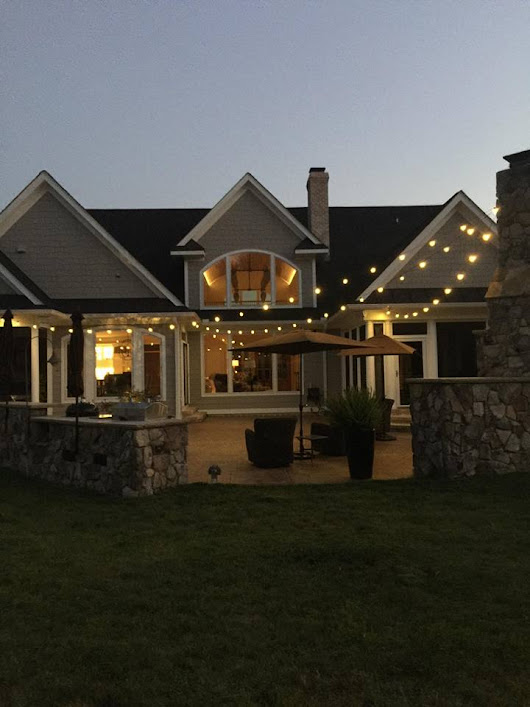 Landscape Lighting Professionals in Raleigh, NC | Outdoor Lighting Perspectives