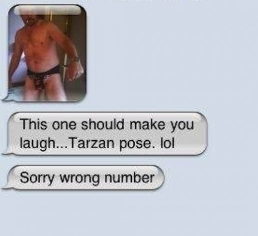 3 - 12 Embarrassing Sexts Messages Sent To The Absolute Wrong Person