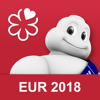 ViaMichelin - MICHELIN guide Europe 2018 artwork