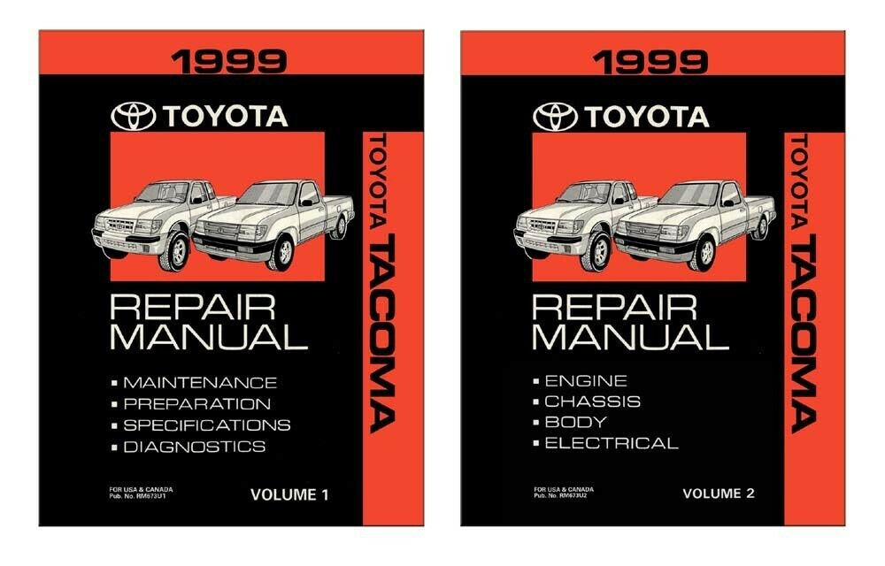 2001 Toyota Tacoma Service Repair Shop Set Oem 2 Volume Set And The Wiring Diagrams Diagram Base Website Wiring Diagrams Hrdiagrampowerpoint Agendadiana It