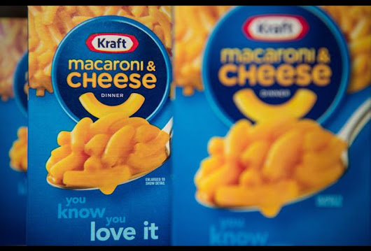 Is Mac And Cheese Really So Risky? Perhaps. But There's A Larger Issue At Play