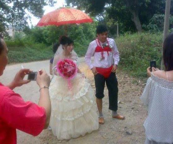 Παράξενος Κινέζικος γάμος