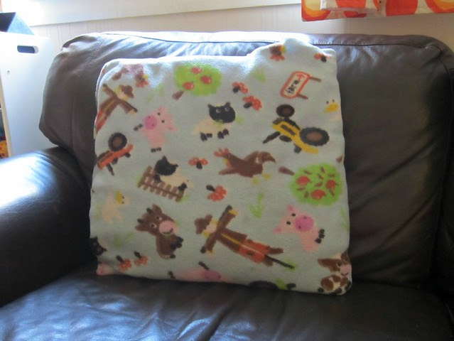 terrible cushion