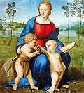 La «Madonna del cardellino» 'torna' a Firenze