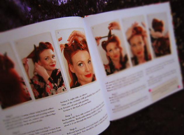 Vintage Frisuren Zum Selber Machen
