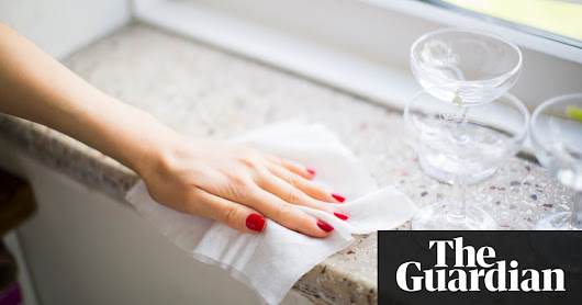 From babies' bums to fatbergs: how we fell out of love with wet wipes | Environment | The Guardian