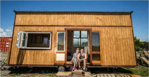 zealand couple build tiny house