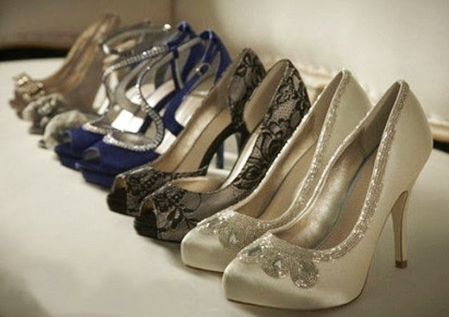 How many pairs of glass slippers does a girl need? DSW collaborated with Disney on a limited edition shoe range called The Glass Slipper Collection