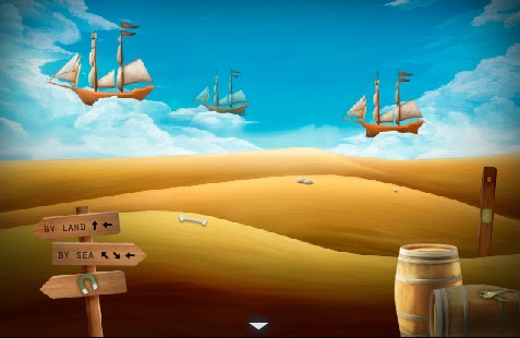 Here is the second installment to Paper World Escape! #PointAndClick #AdventureGames #FlashGames