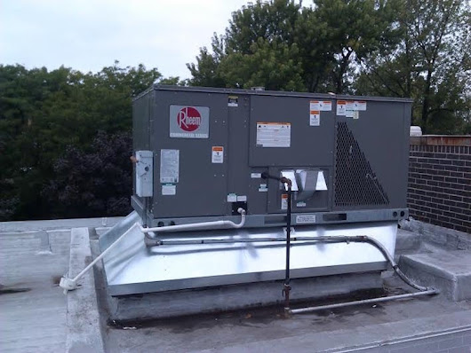 Commercial Central Air Conditioning Repair: Always Hire A Professional