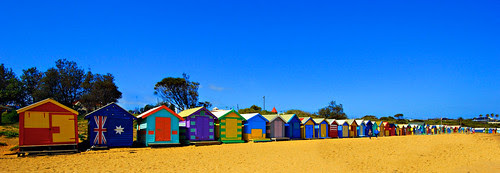 Australia Brighton Bathing Boxs
