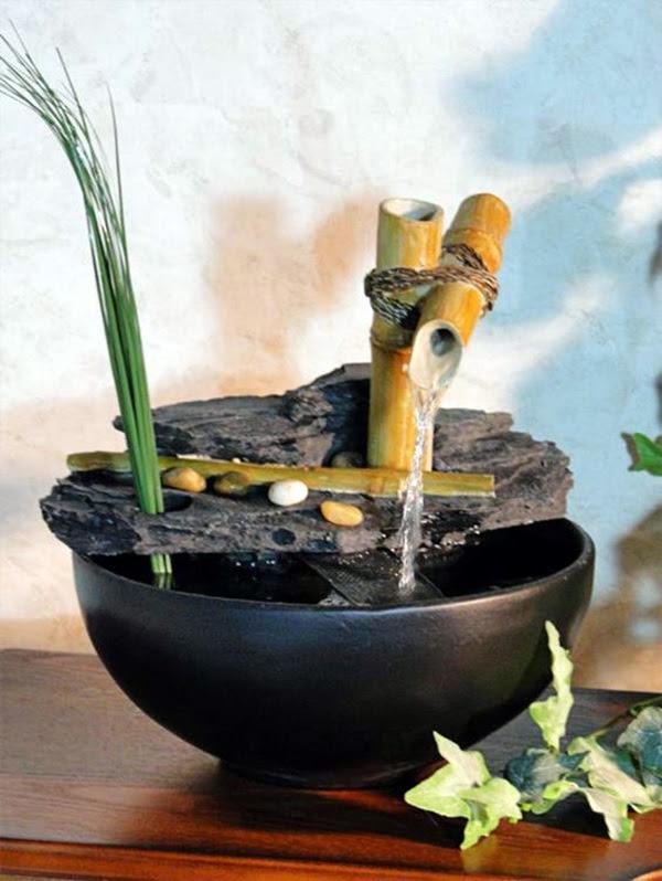 Relaxing Indoor Fountain Ideas (34)