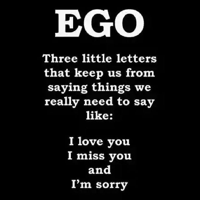 Ego Pictures Photos And Images For Facebook Tumblr Pinterest