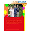 Competition-free Birthday: Teamwork Games for Kids: Ayleen Birgit Scheffler-Hadenfeldt: 9783839170762: Amazon.com: Books
