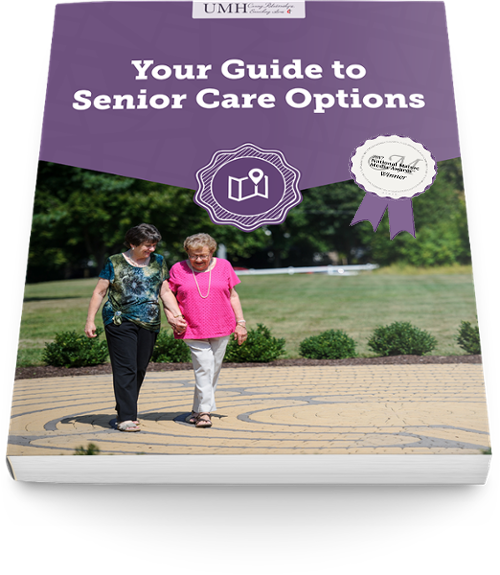 Your Guide to Senior Care Options | UMH