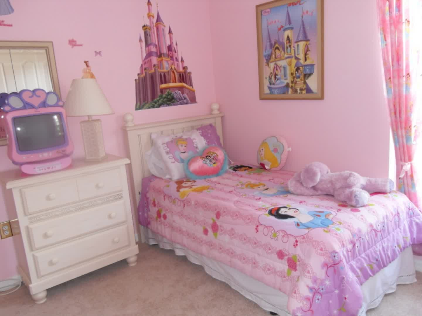 Chic Pink Bedroom Ideas for Girls - A Truly Lovely Look ...