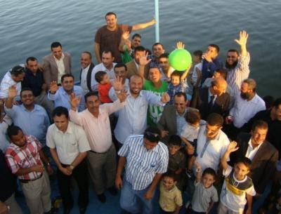 المؤتمر نت - نظم موقع يمن المستقبل يوم السبت السابع والعشرين من الشهر الجاري رحلة ترفيهية بمناسبة عيد الأضحى المبارك إلى شاطيء مدينة بورسعيد المصرية للطلاب
