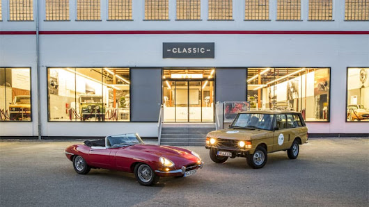 Jaguar Land Rover's first U.S. classic center to open in Georgia - Autoblog