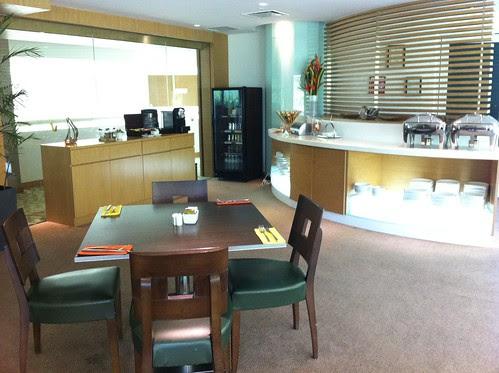 Executive Club Lounge at Changi Village Hotel Singapore