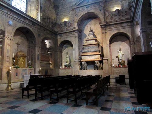 Lisboa - Igreja Mosteiro dos Jerónimos (5) [en] Lisbon - Jeronimos Monastery Church