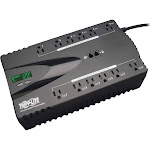 Tripp Lite UPS 850VA 425W Eco Green Battery Back Up LCD 120V USB RJ11 PC 12 Outlet UPS - 425W - 850 VA