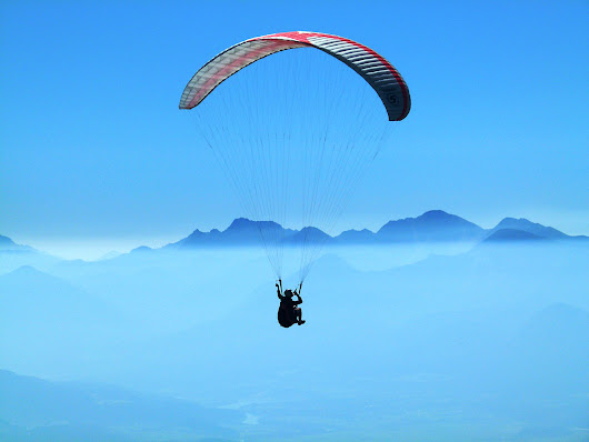 Best Paragliding Experiences in India | Adventures365.in Blog