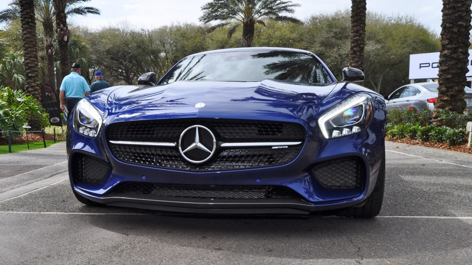 Amelia Island - 2015 Mercedes-AMG GT-S Duo In 150 All-New ...