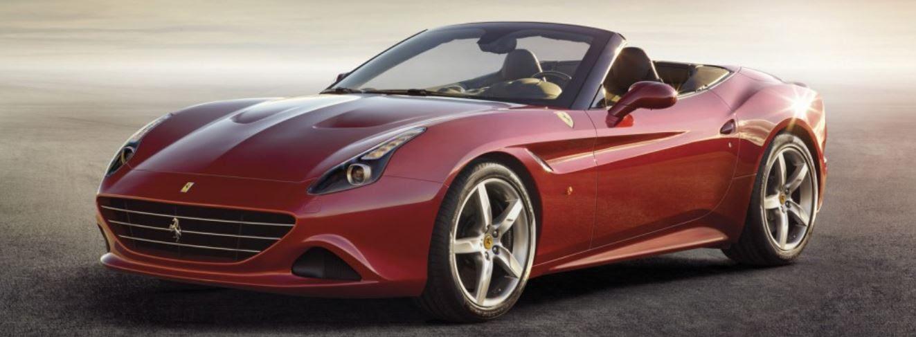Ferrari California T Replacement Planned for 2019 ...