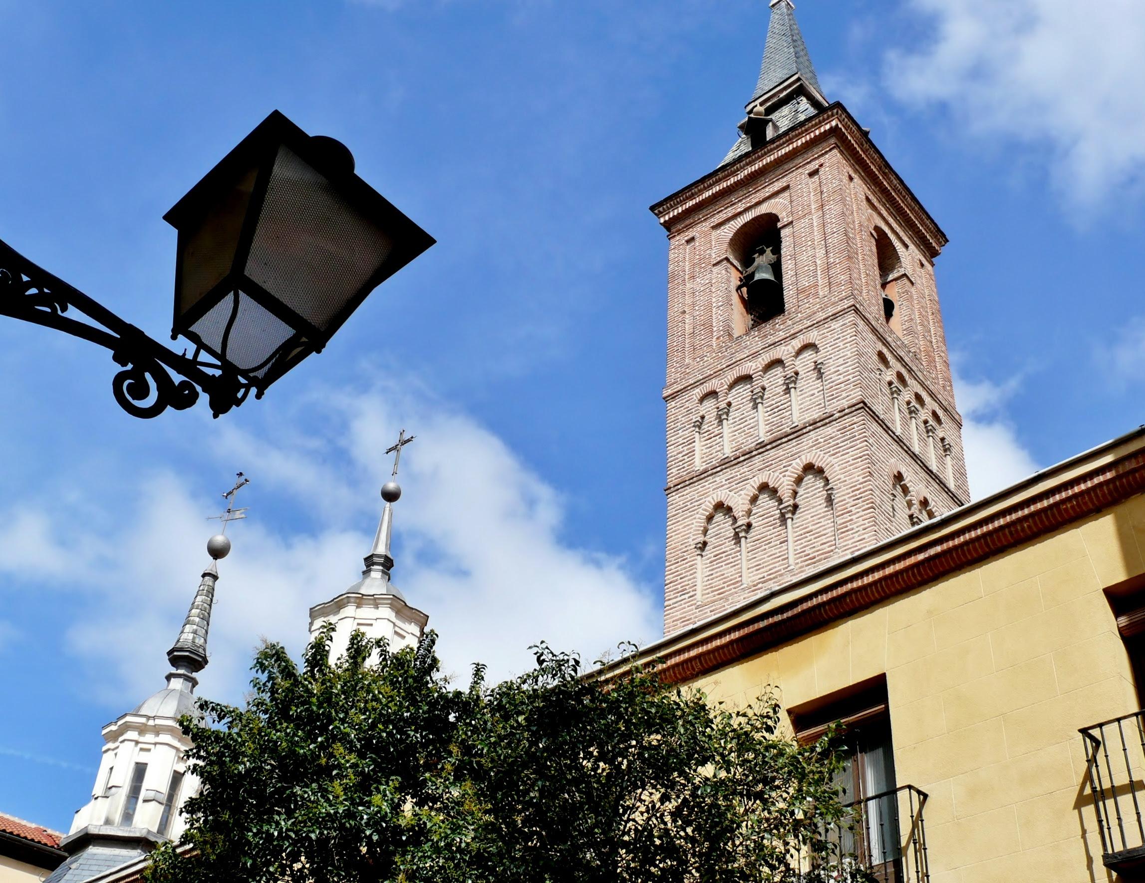 Resultado de imagen de Iglesia de San Nicolás de los Servitas