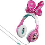 Minnie Mouse Bow-tastic Headphones