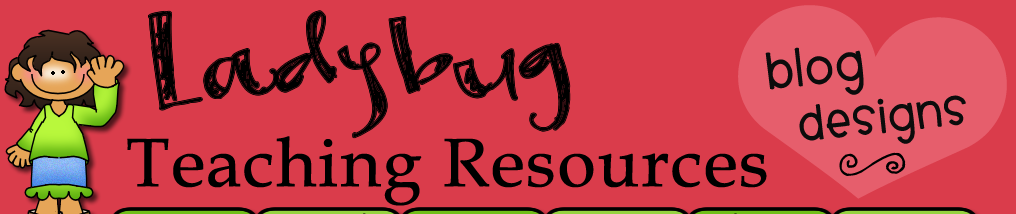Ladybug Teaching Resources