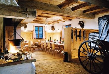 10 όμορφα εστιατόρια σε κάστρα!